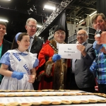 Mad Hen hatch Guinness World Record jam tart eating idea to celebrate the 150th anniversary of the Alice in Wonderland tales