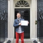 The Meee Programme makes it's debut at No.10 Downing Street
